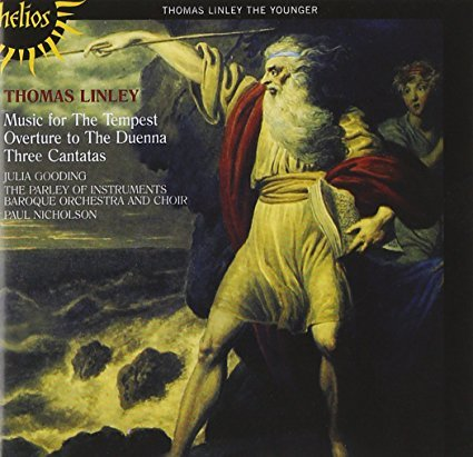 Music for the tempest  | Linley , Thomas, compositeur