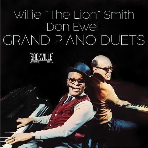 """Grand piano duets   Smith, Willie """"the lion"""", piano"""