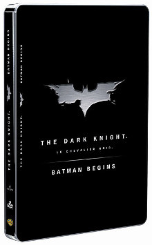 The Dark Knight - Batman begins | Nolan, Christopher, réalisateur, scénariste