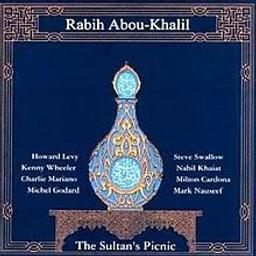 The Sultan's picnic   Abou-Khalil, Rabih (oud)